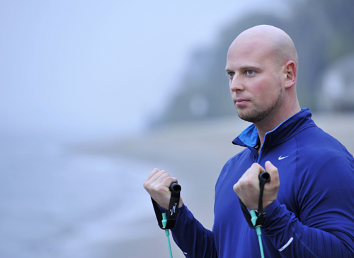 Personal Training - Muskeln aufbauen