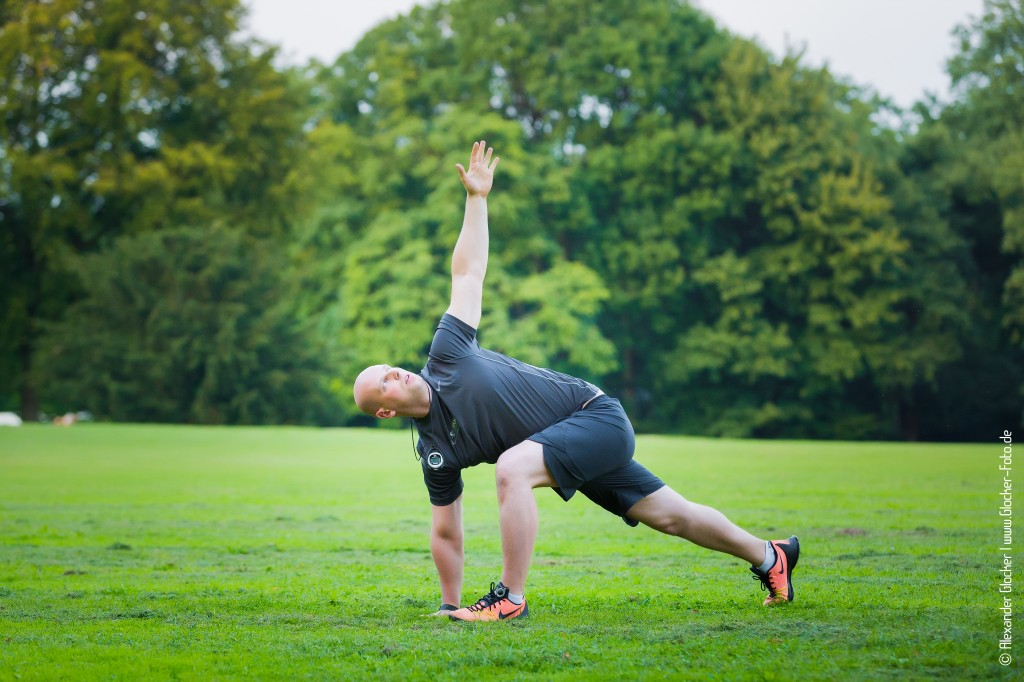 Bleiben Sie beweglich in Ihrem Training – wichtiges Kriterium