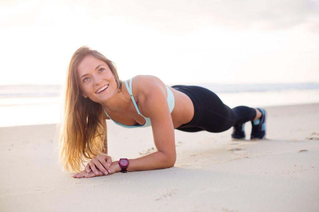 Die perfekte Körperhaltung beim Fitnesstraining - So geht es richtig