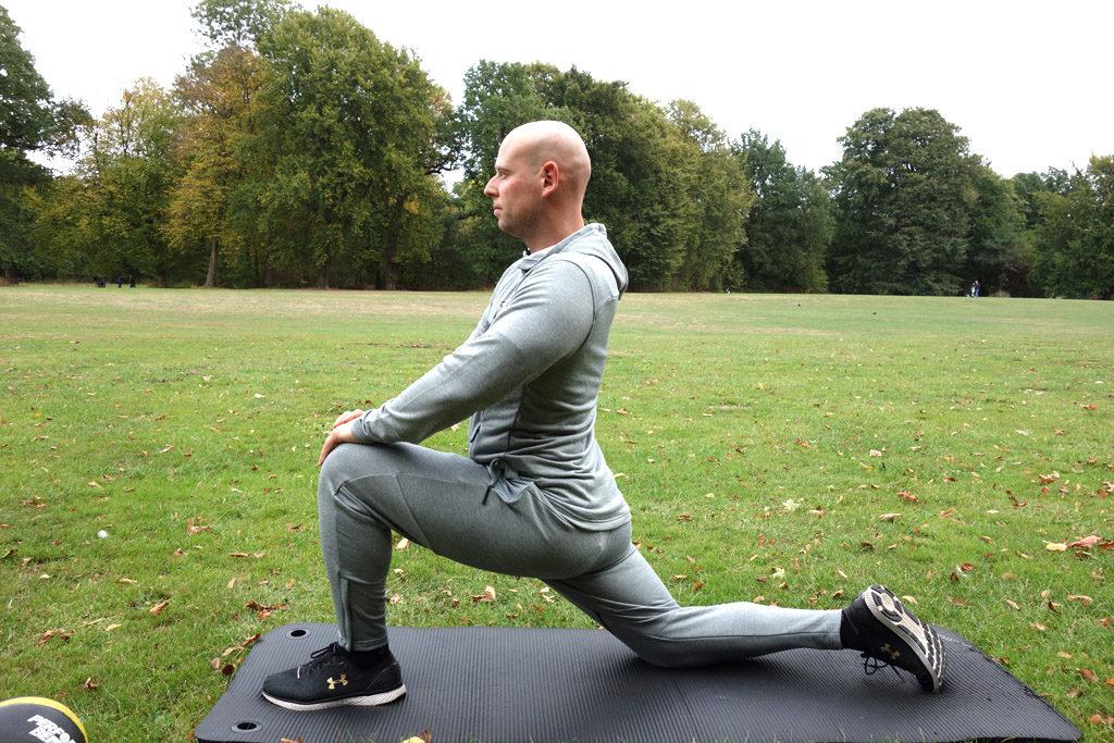 Stretching statt Schmerzen – Durch gute Dehnung schmerzfrei