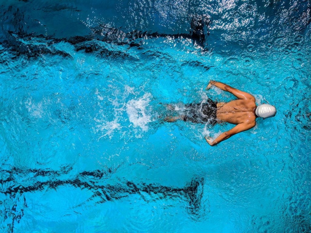 Personal Training für Schwimmathleten