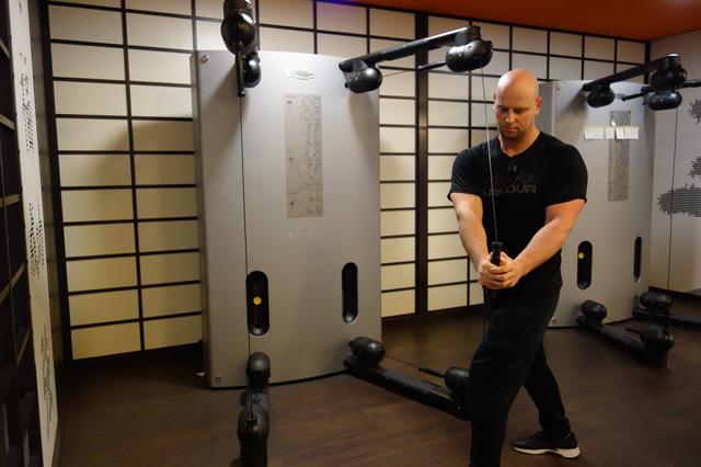 Personal Training - Stärken Sie Ihre Core Muskulatur - Körpermitte kräftigen