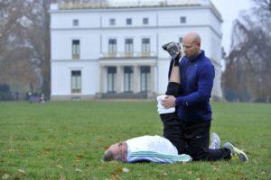 Arne Hagen Personal Trainer Hamburg - Stretching