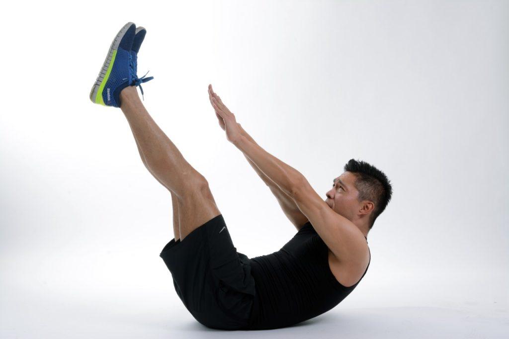 Trainieren Sie nicht nur 15 - 30 Minuten