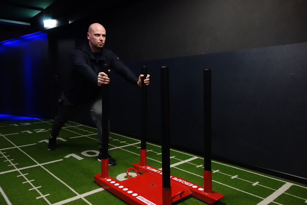 Arne Hagen Personal Trainer Hamburg Athletiktraining