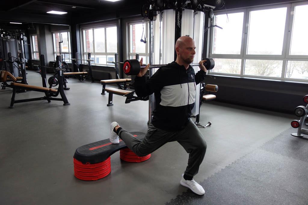 Personal Trainer Hamburg
