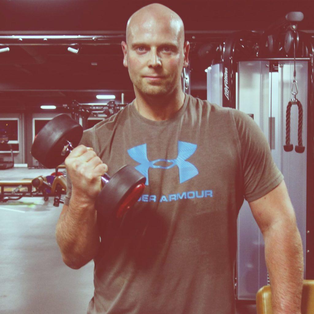 Muskelaufbau – durch gezieltes Krafttraining