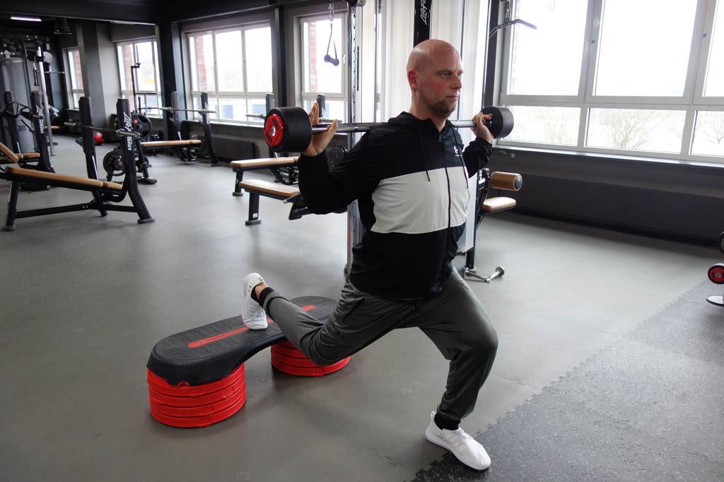Arne Hagen Personal Trainer