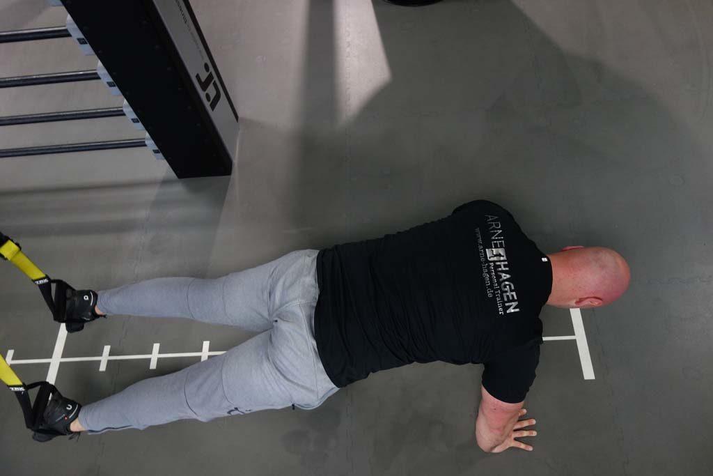 Personal Trainer Hamburg - Core Muskulatur