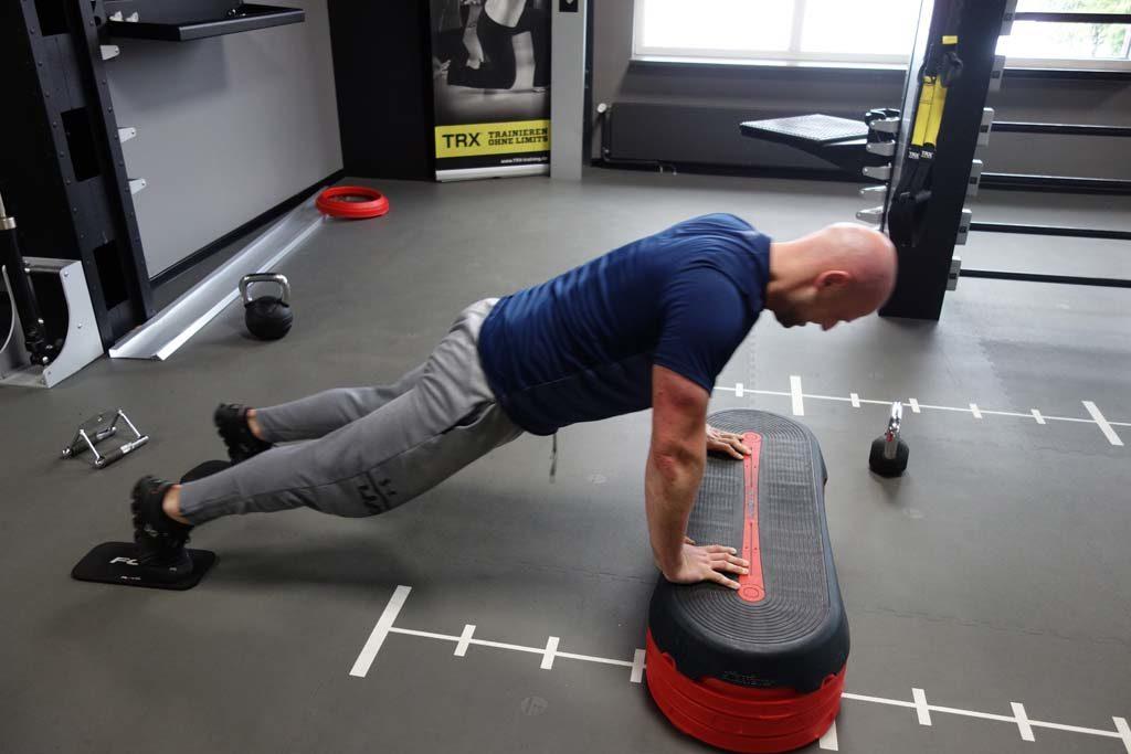 Personal Trainer Hamburg - Bauchmuskeltraining